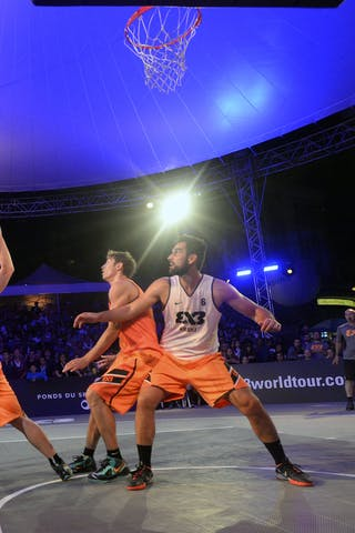 #7 Erzen Jure, Team Kranj, FIBA 3x3 World Tour Lausanne 2014, Day 2, 30. August.