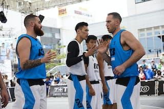 Pool 1 B 2: Dongguan MC vs. Auckland