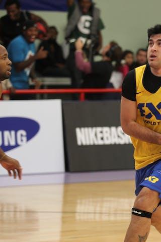 2012 FIBA 3x3 World Tour Sao Paulo (14-15 July)