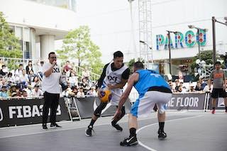 3 Yanpei Lyu (CHN) - Pool 1 B 2: Dongguan MC vs. Auckland