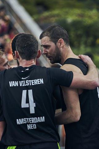 5 Jesper Jobse (NED) - 2 Aron Roijé (NED) - 4 Sjoerd Van Vilsteren (NED)
