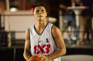 The defence of their FIBA 3x3 World Tour title starts at home for Team San Juan and the explosive Andy 'Corky Jr' Ortiz.