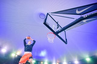 3x3 WT Lausanne Masters CityCable Dunk Contest