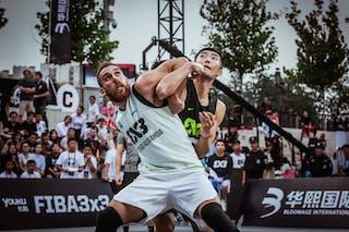 3 Peng Sun (CHN) - 4 Marko Zdero (UAE)