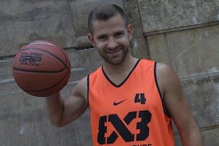#4 St Petersburg (Russia) 2013 FIBA 3x3 World Tour Masters in Prague