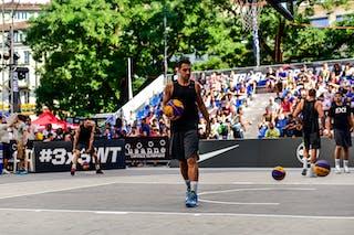 6 Nemanja Draskovic (SRB) - Saskatoon v Zemun, 2016 WT Lausanne, Last 8, 27 August 2016