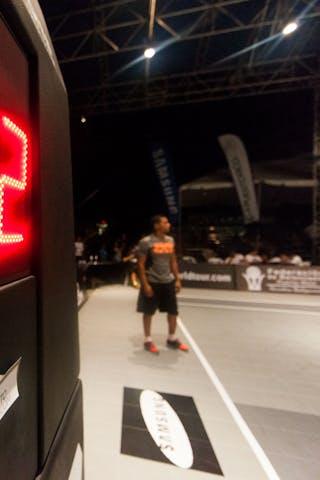 at the San Juan Masters 10-11 August 2013 FIBA 3x3 World Tour, San Juan, Puerto Rico