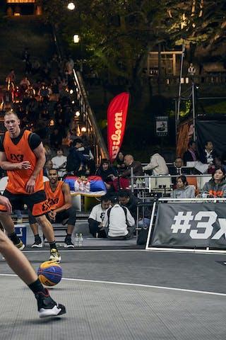 3 Dimeo Van Der Horst (NED) - 6 Kyle Landry (CAN) - 7 Jordan Baker (CAN)