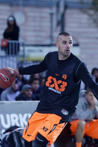 #4 Brezovica (Romania) 2013 FIBA 3x3 World Tour final in Istanbul