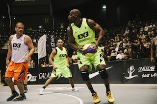 #7 Murdaugh Willie, Team Saskatoon, FIBA 3x3 World Tour Final Tokyo 2014, 11-12 October.