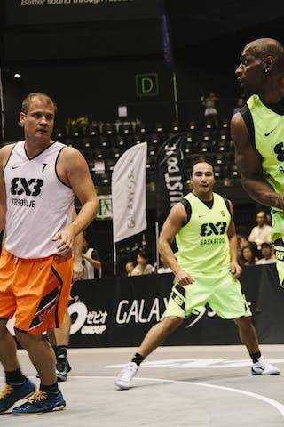 #7 Murdaugh Willie, Team Saskatoon, FIBA 3x3 World Tour Final Tokyo 2014, 11-12 October.