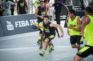Fernando GUTIERREZ (Uruguay)- Team Montevideo