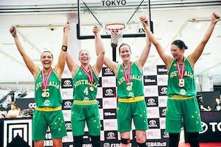 FIBA 3X3_WS Tokyo 2019_Award