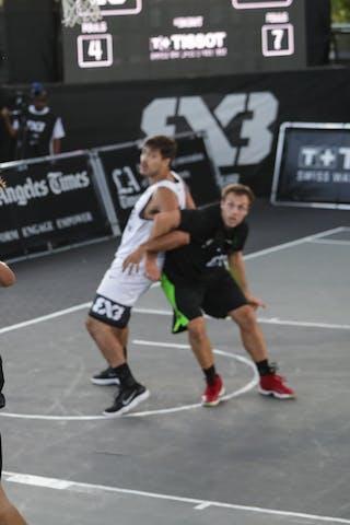 4 Simon Finzgar (SLO) - 3 Luiz Soriani (BRA)