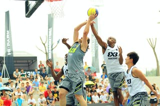 #4 Reaves Chris, Team Wukesong, 2014 World Tour Beijing, 3x3game, 03 August, Day 2.