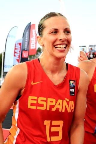 13 Sandra Ygueravide (ESP) - 10 Aitana Cuevas (ESP) - 1 Núria Martínez (ESP)