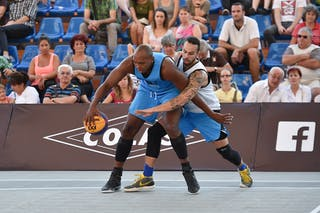 3 Ismar Do Vale Neto (BRA) - 6 Sergio De Randamie (NED) - São Paulo DC v Amsterdam, 2016 WT Debrecen, Pool, 7 September 2016