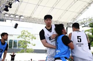 7 Bang Deok Won (KOR) - Qualifying Draw A2