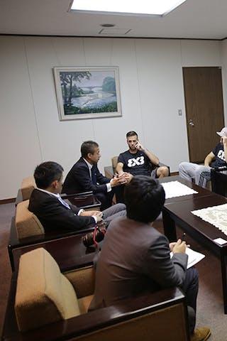 FIBA 3x3 World Tour Tokyo Final 2014, 11-12 October.