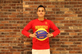 Faisal Julius Achmad 3x3 FIBA World Tour 2014 Manila #Surabaya#Indonesia