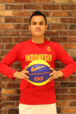 Faisal Julius Achmad 3x3 FIBA World Tour 2014 Manila #Surabaya#Indonesia