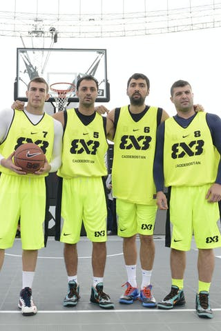 Caddebostan (Turkey) 2013 FIBA 3x3 World Tour final in Istanbul