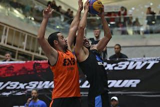 4 Diego Sierra Lopez (MEX) - 4 Lazar Rasic (SRB)