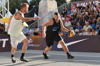 7 Tamás Ivosev (HUN) - Ljubljana v Budapest, 2016 WT Debrecen, Pool, 7 September 2016