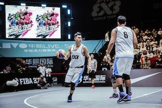 5 Ding Chen (CHN) - 6 Bao Yufeng (CHN)