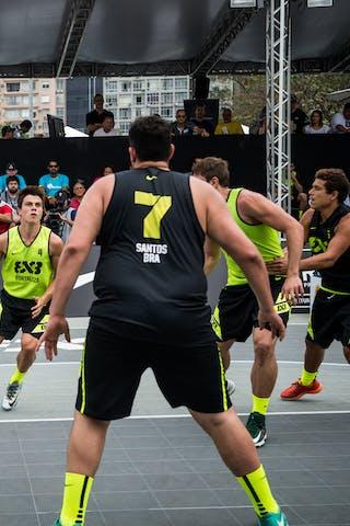 #4 Rossetto Davi, Team Fortaleza, FIBA 3x3 World Tour Rio de Janeiro 2014, Day 2, 28. September.