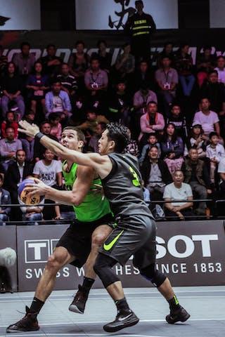 3 Mihailo Vasic (SRB) - 3 Chihiro Ikeda (JPN)
