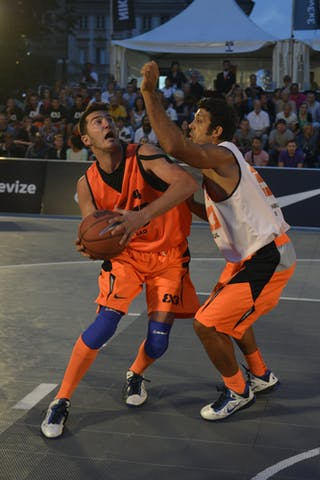 #4 Novi Sad (Serbia) Istanbul (Turkey) 2013 FIBA 3x3 World Tour Masters in Prague