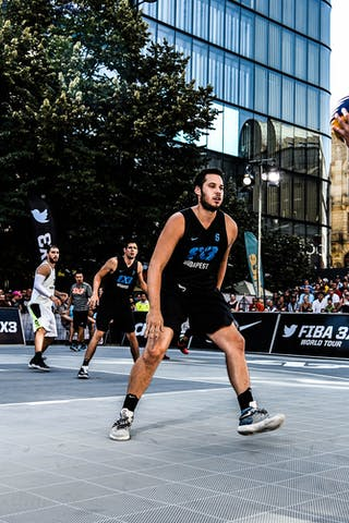 3 Dejan Majstorovic (UAE) - Novi Sad Al Wahda v Budapest, 2016 WT Prague, Last 8, 7 August 2016
