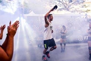 6 Oliver Vogt (SUI) - Lausanne v Paris, 2016 WT Lausanne, Last 8, 27 August 2016