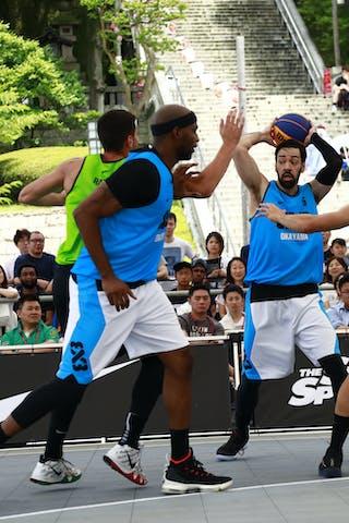 5 Kenji Hilke (JPN) - Pool 1 A1 Liman vs Okayama