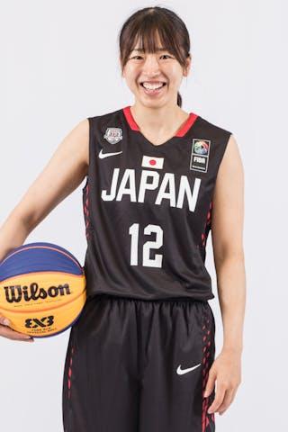 12 Naho Miyoshi (JPN)