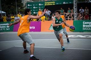 Rossetto Davi, Team Fortaleza, FIBA 3x3 World Tour Rio de Janeiro 2014, 27-28 September.
