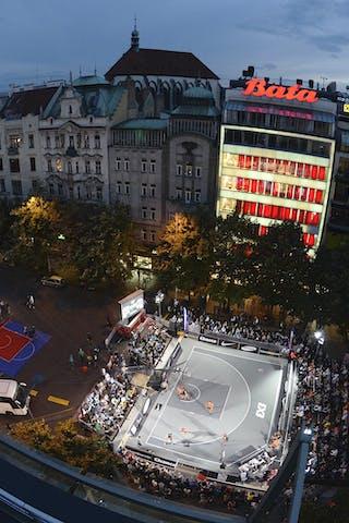 2014 World Tour Prague