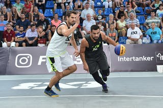 5 Mensud Julević (SLO) - Ljubljana v Kranj, 2016 WT Debrecen, Last 8, 8 September 2016