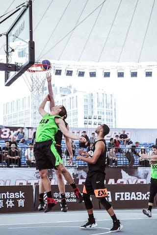 5 Aleksandar Ratkov (SRB) - 5 Jordan Jensen-whyte (CAN)