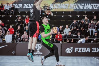 5 Michael Lieffers (CAN) - 5 Aleksandar Ratkov (SRB)