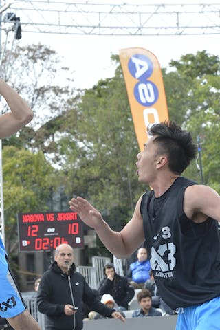 #4 Nagoya (Japan) Jakarta (Indonesia) 2013 FIBA 3x3 World Tour final in Istanbul