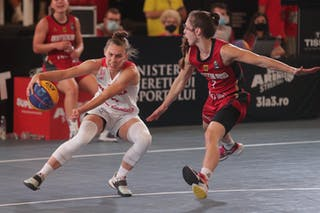 7 Jennifer Crowder (GER) - 4 Anna Pawłowska (POL)