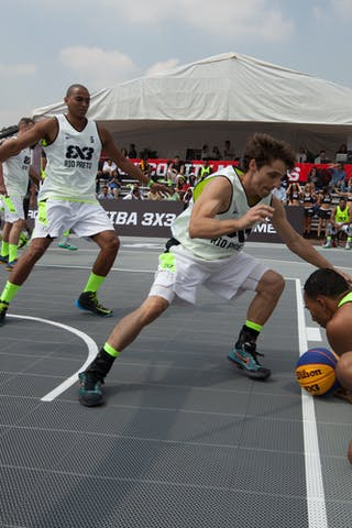 Rio Preto v NY Queens, 2015 WT Mexico DF, Pool, 9 September 2015