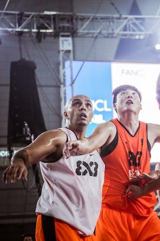 5 Peng Wang (CHN) - 4 Zhang Ziyi (CHN) - 7 Rohit Bakshi (JPN) - 6 Bikramjit Gill (JPN)