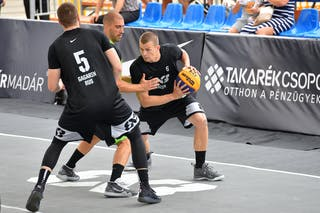 6 Dusan Bulut (SRB) - 5 Dmitrii Cheburkin (RUS) - 6 Daniil Abramovskii (RUS)
