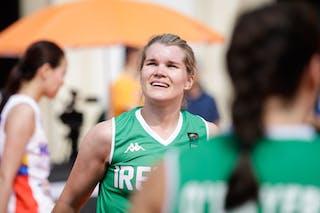 7 Claire Rockall (IRL)