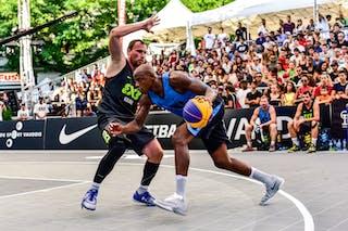 3 Boris Jersin (SLO) - 4 Michael Hicks (POL) - Kranj v Gdansk, 2016 WT Lausanne, Last 8, 27 August 2016