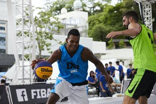 5 Leandro Souza De Lima (IND)