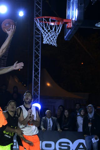 #1 3x3 player in the world Dusan Domovic and his Novi Sad (SRB) team get a chance to avenge their FIBA 3x3 World Tour loss against Caracas (VEN) at the FIBA 3x3 All Stars in Doha, Qatar on 12 December.